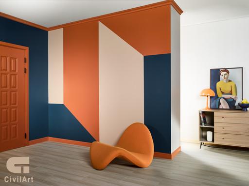 رنگ-در-طراحی-داخلی-ترو
