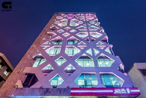 ساختمان-تجاری-اداری-الوند
