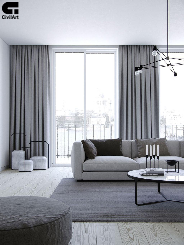 نورپردازی-در-طراحی-داخلی-به-سبک-مینیمال