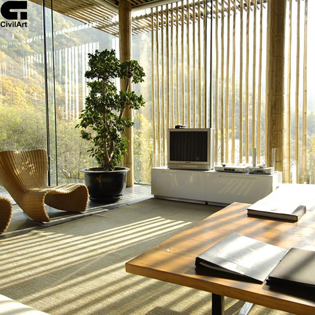 نور طبیعی در معماری ساختمان از جهت شمال
